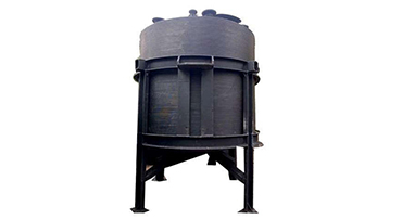 HDPE /FRP Reactor Vessel With Structured